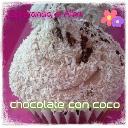 Chocolate con coco
