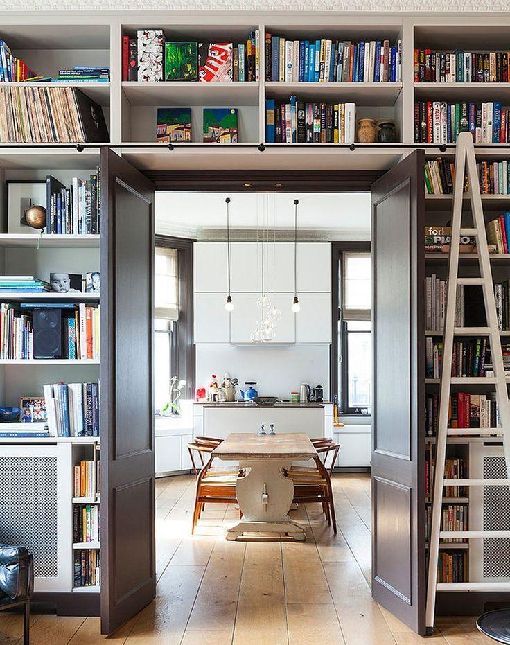 West London Apartment - http://designyoutrust.com/2014/09/west-london-apartment/