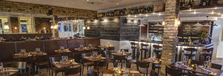 Antico Restaurant, Bermondsey Street, SE1