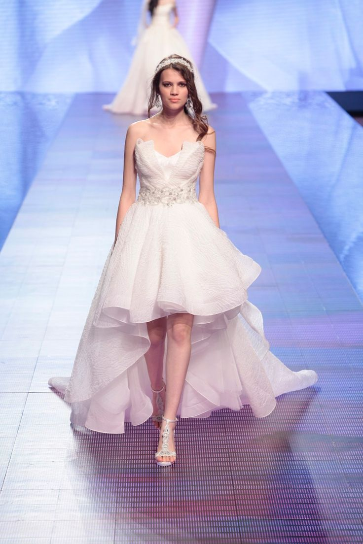 Fashion bride 2016 - Collection ALESSANDRARINAUDOLOOKBOOK. THAIS ARAB16623. Wedding Dress Nicole.