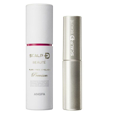 """Scalp-D Beaute Purefree Eyelash Premium. ★All products will be shipped from Japan by EMS.★. Purefree Eyelash Premium is invented for women who want to """"care the entire eye area but not only eyelashes """"and""""reduce eyelash loss by the aging process"""". Purefree Eyelash Premium is formulated with """"double"""" eyelash care ingredients. An active ingredient """"Keramin-1""""is newly formulated to revitalize the root of lashes and transforms eyelashes healthy. Angfa places its greatest emphasis on product..."""
