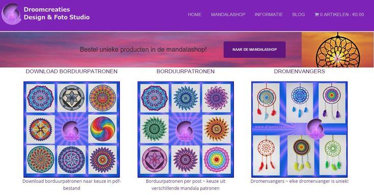 Nieuwe website mandalashop! Beste lezer(es), Op 1 februari 2016 is de nieuwe website van Droomcreaties het wereldwijde web opgegaan! Wat is er veranderd? De lay-out is totaal vernieuwd Er is een blog toegevoegd De …