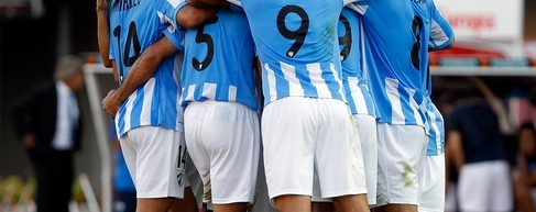Buy your football tickets to see Málaga CF play at La Rosaleda stadium. Tickets for all games this season. Different payment options. Get your tickets now for all the Málaga CF matches at Spain Tickets Online!