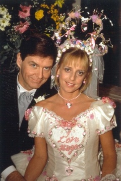 The Vicar of Dibley's Emma Chambers and James Fleet I LOVE this show!