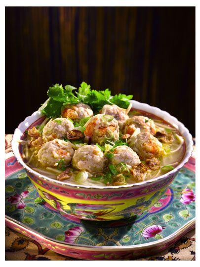 Nyonya & Baba Peranakan Cuisine - Our Menu
