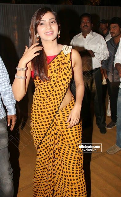 Samantha at Dil Raju Daughter Hanshitha 's Engagement