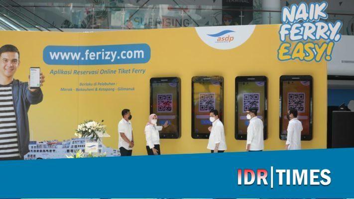 Beli Tiket Kapal Ferry Makin Mudah Dengan Ferizy Kapal Blog