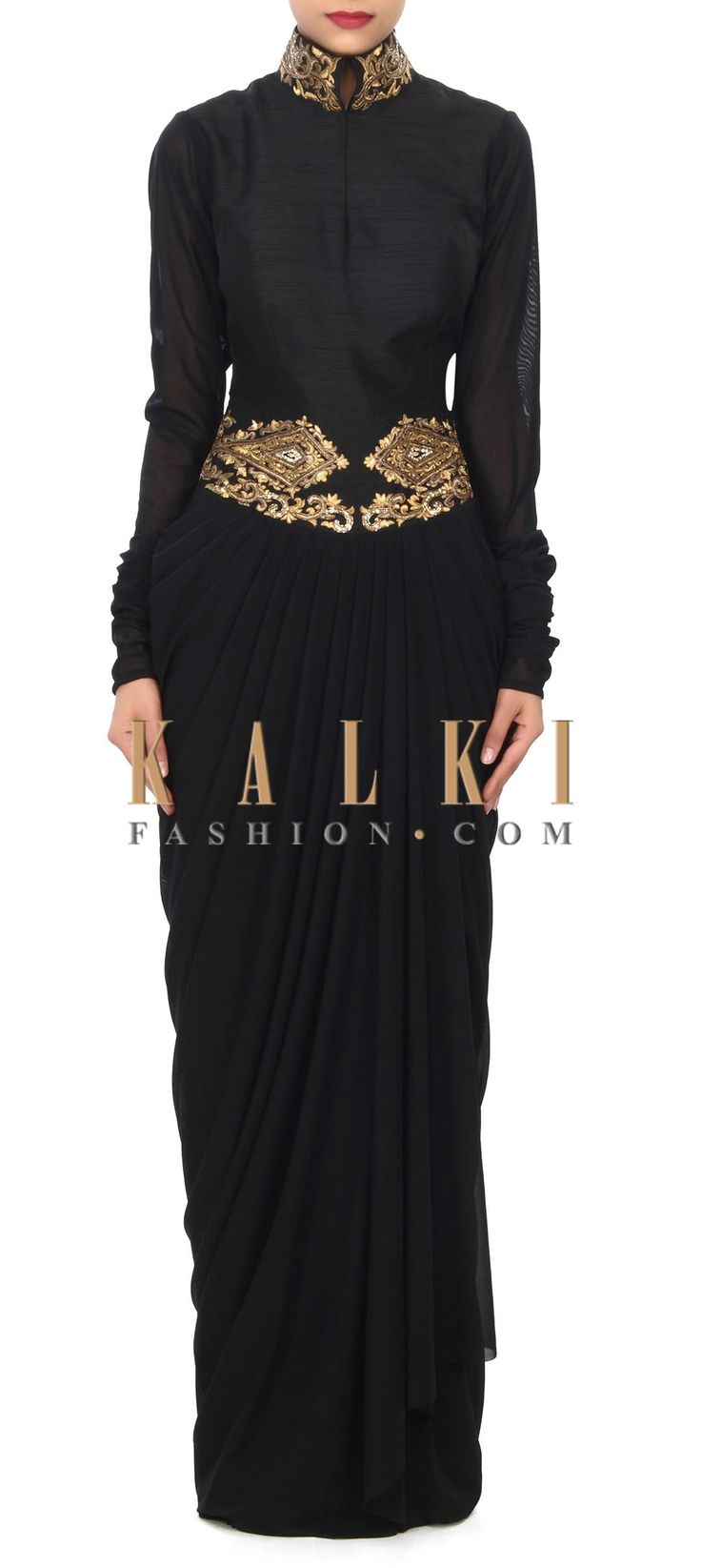 Buy Online from the link below. We ship worldwide (Free Shipping over US$100) Price-  Click Anywhere to Tag http://www.kalkifashion.com/