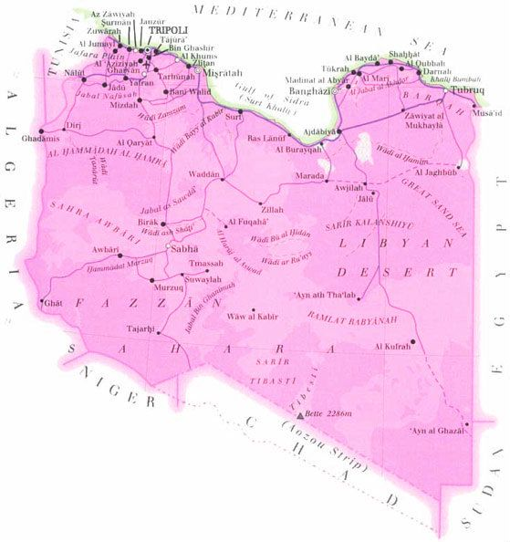 detailed_topo_and_road_map_of_libya