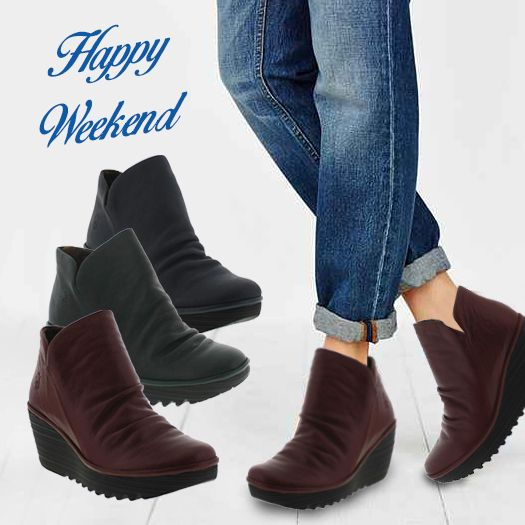 Yat, Womens Boots FLY London