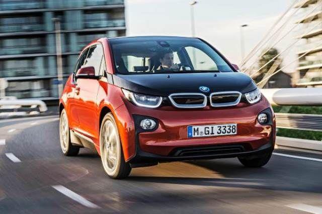 BMW i3 kaufen - Preis, Reichweite, technische Daten und Tests
