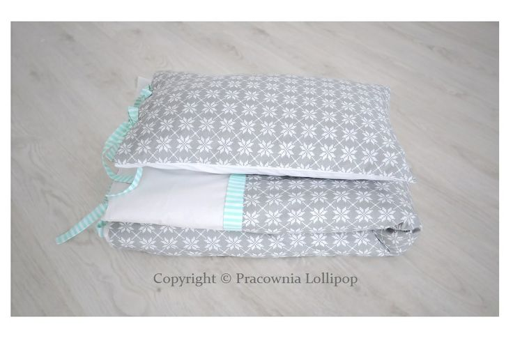 Bedlinen for kids, 100% cotton. Designed and made by Pracownia Lollipop. https://www.facebook.com/PALollipop