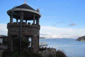 Lyford's Tower in Belvedere Tiburon California