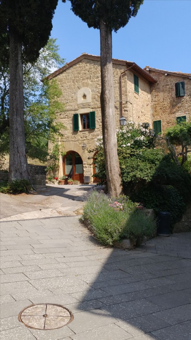 Montecchiello, Val d'Orcia, near Pienza, just over one hour from Podere Sant'Angelo