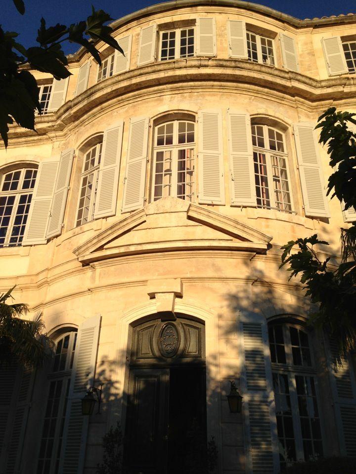 Chateau Hotels Near Avignon