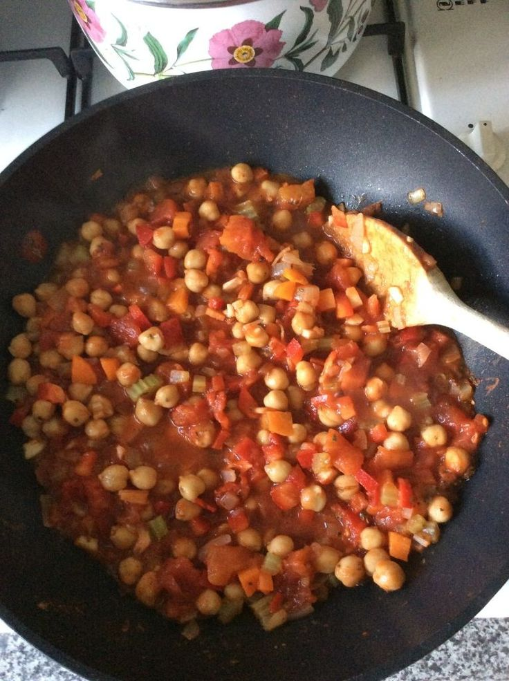 Chickpea Chilli » The Blood Sugar Diet by Michael Mosley