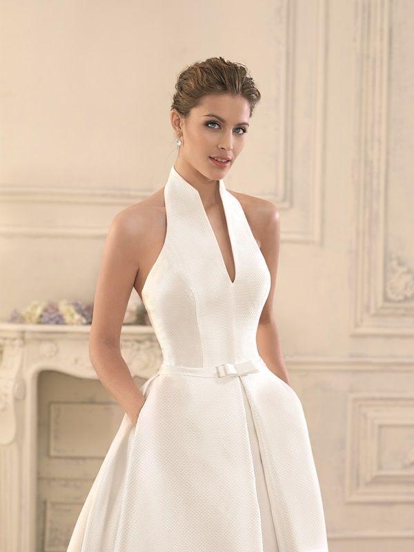 Albina #Hochzeitskleid #Klassische Brautkleider mit dem gewissen Etwas …
