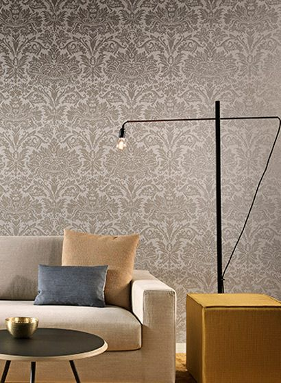 Barock Tapete Organic von Hookedonwalls #französisch #belgisch #design #vintage