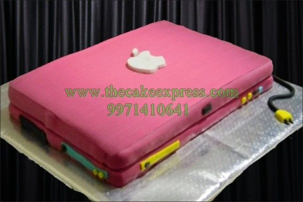 Cake Laptop Designs : 12 best Laptop cake images on Pinterest Computer cake ...