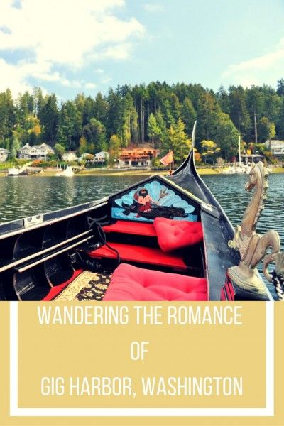Lara wanders Gig Harbor, Washington discovering that there is romance to be found in its twinkling harbor lights and sunset mountain views. via @wanderwwonder