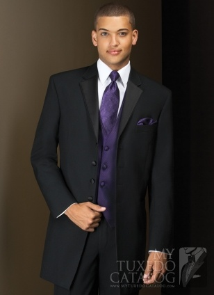 Black 'Cool' Tuxedo