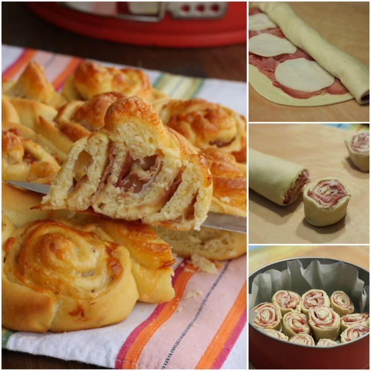 Torta di rose salata |CuciniAmo con Chicca