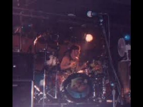 Paul Geary Amazing Drum Solo 1987