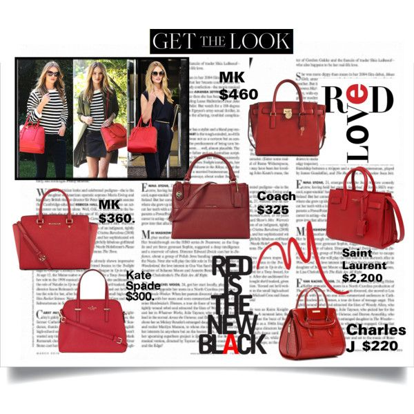 A fashion look from January 2015 featuring Coach tote bags, MICHAEL Michael Kors handbags and Kate Spade shoulder bags. Browse and shop related looks.
