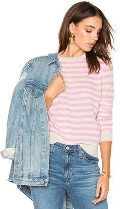 Shop Now - >  https://api.shopstyle.com/action/apiVisitRetailer?id=626708933&pid=uid6996-25233114-59 360 Sweater Shantae Cashmere Sweater  ...