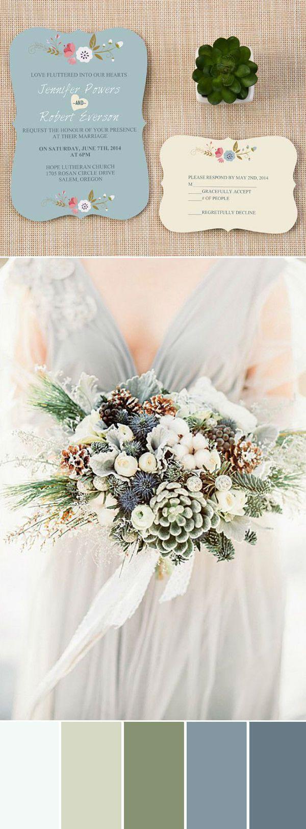 The 469 best Wedding Color Ideas images on Pinterest | Wedding ideas ...