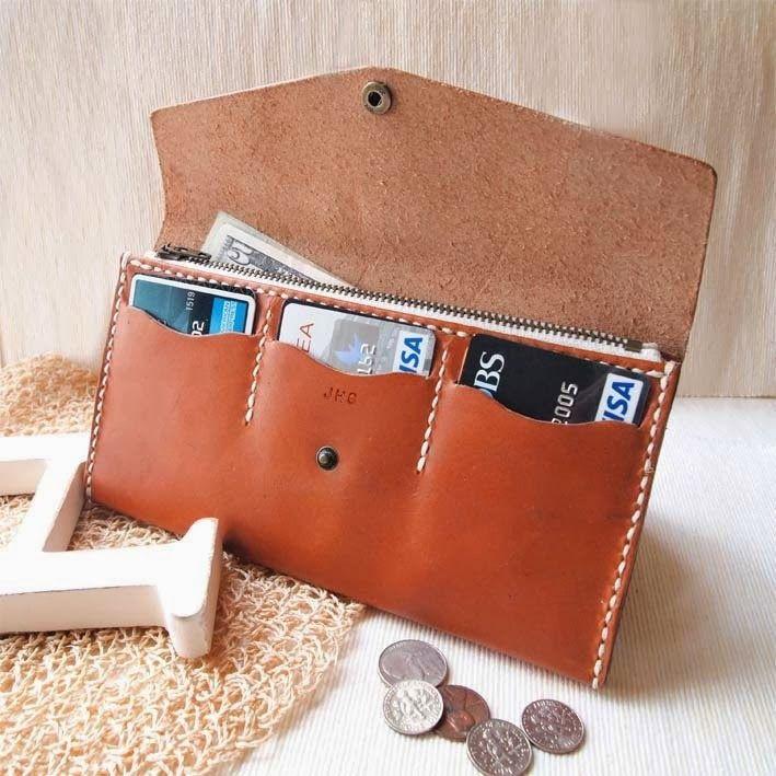 кошелек для мужчины своими руками