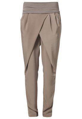 I Like these!! ❤️Anna Field Trousers - beige - Zalando.co.uk