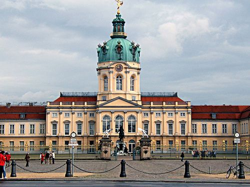 Schloss Charlottenburg, Berlin #Berlin #Germany