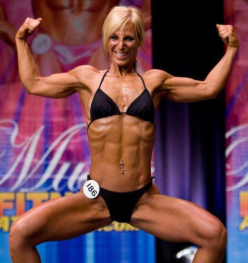 Skinny Naked Athletes 39