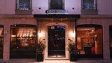 Eastwest Hotel, Geneva. Cool little boutique hotel.