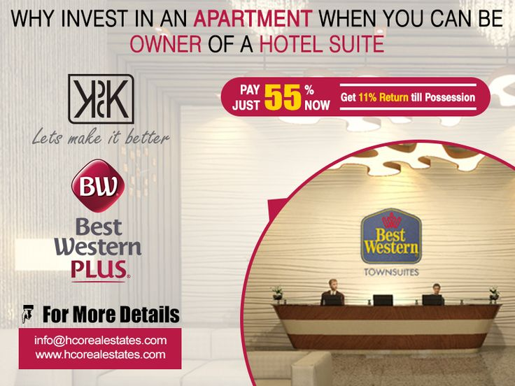 #KPDKBestWesternTownsuites – Proud to be Hotelier with high Appreciation. For More Info:- http://bit.ly/1U0feTV