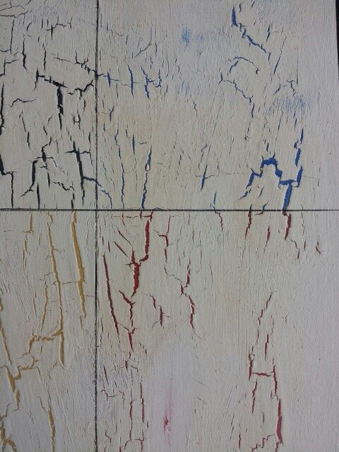 Cracked samples