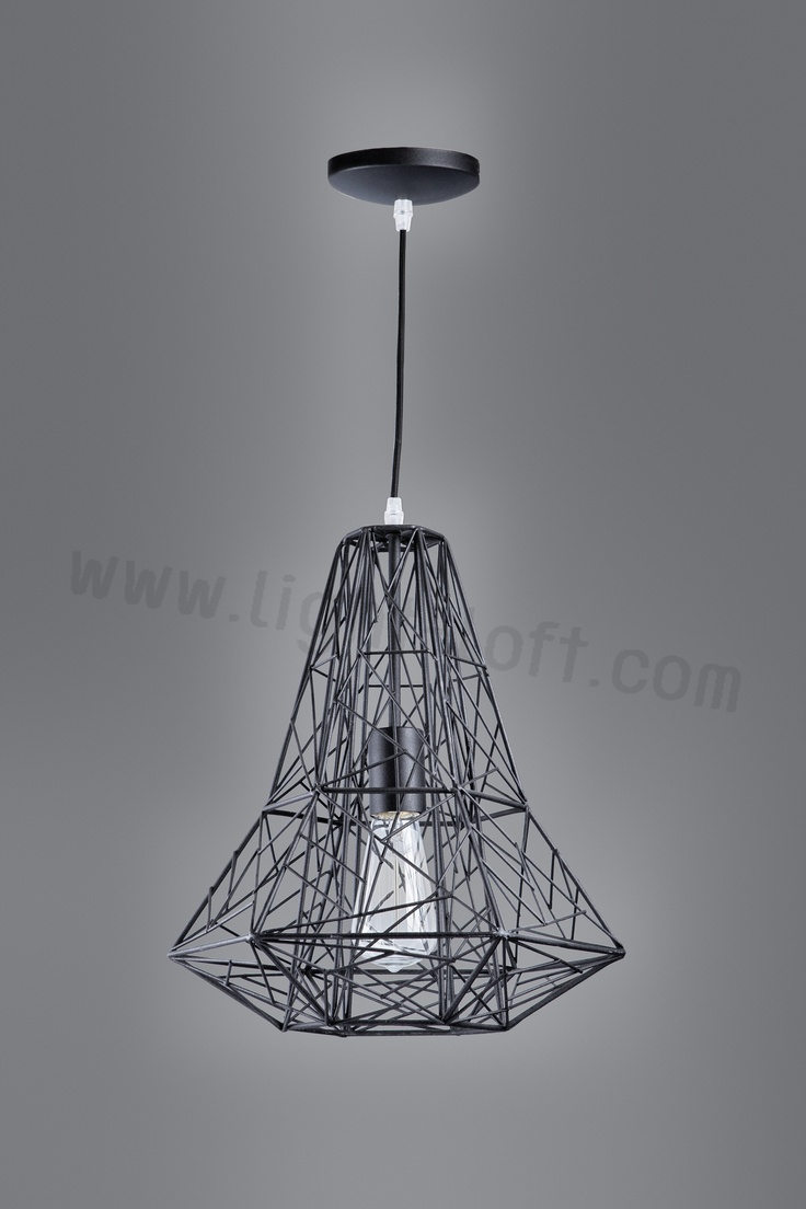 12 best fake lights on the web images on pinterest ceiling lamps corr xl a steel frame which is strange to the eye and looks entirely unrelated greentooth Choice Image