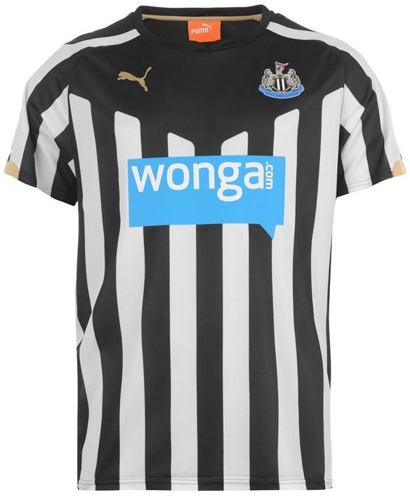 Newcastle United 2014-15 Puma Home
