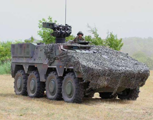 GTK Boxer APC German Army