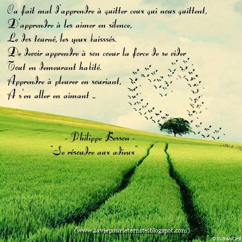 La vie pour l'éternité... : LE DEUIL - https://laviepourleternite.blogspot.fr/p/le-deuil.html