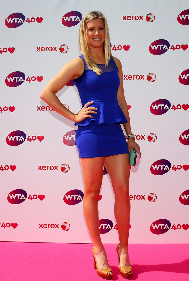 Canadian tennis player Eugenie Bouchard