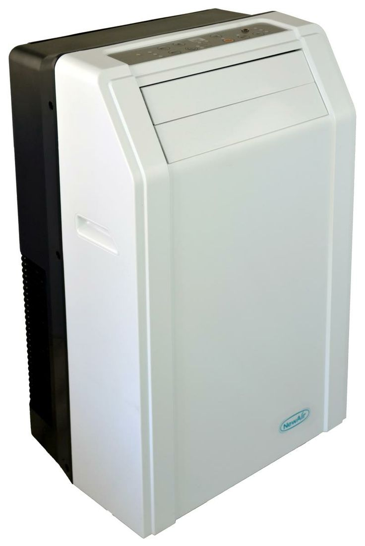newair ac 12100e extreme cool portable air conditioner has 12 000 btus