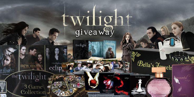 This #TwilightSaga #giveaway has everything #TwilightMoms and #YA #Twilight #readers Want!