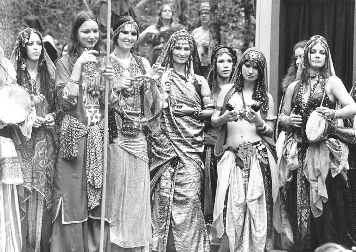 The origins of Bal Anat, the troupe that laid the groundwork for American Tribal Style belly dance (by Jamila Salimpour)