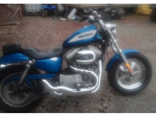 2005 HARLEY DAVIDSON 1200 ROADSTER - Motorcycles - Tuscaloosa - Alabama - announcement-81572