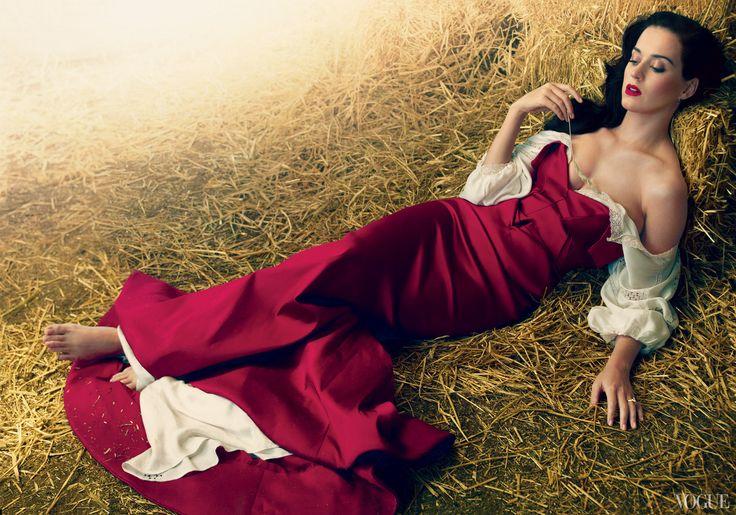 Annie Leibovitz photography Katy Perry