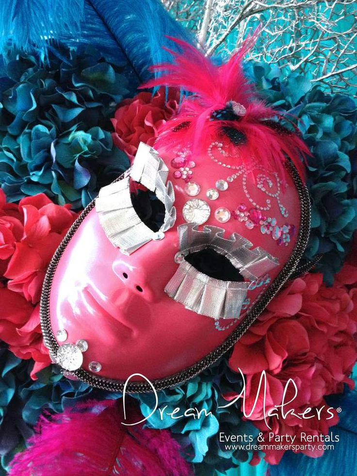 Masquerade Quinceañera Party Ideas & 101 best Sweet sixteen images on Pinterest | Make up looks Beauty ...