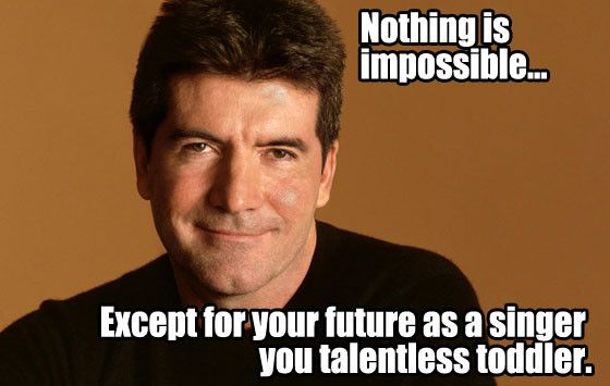Simon Cowell Advice to his new son