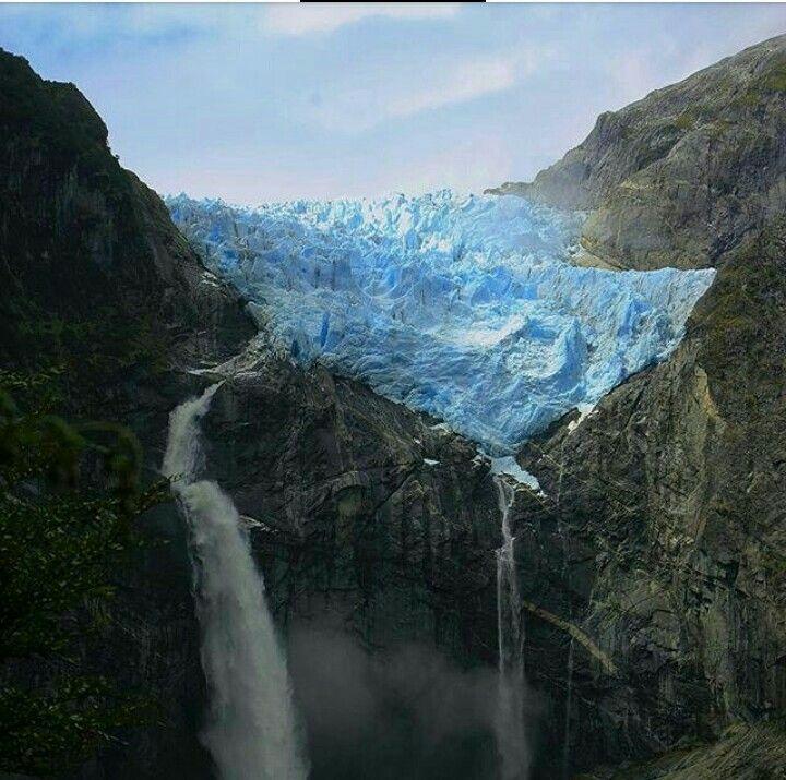 Parque Nacional Queulat - Lago Verde,XI Región